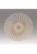 3M 3M Radial Bristle Disc 3'' White 120Grit (5 Pack)