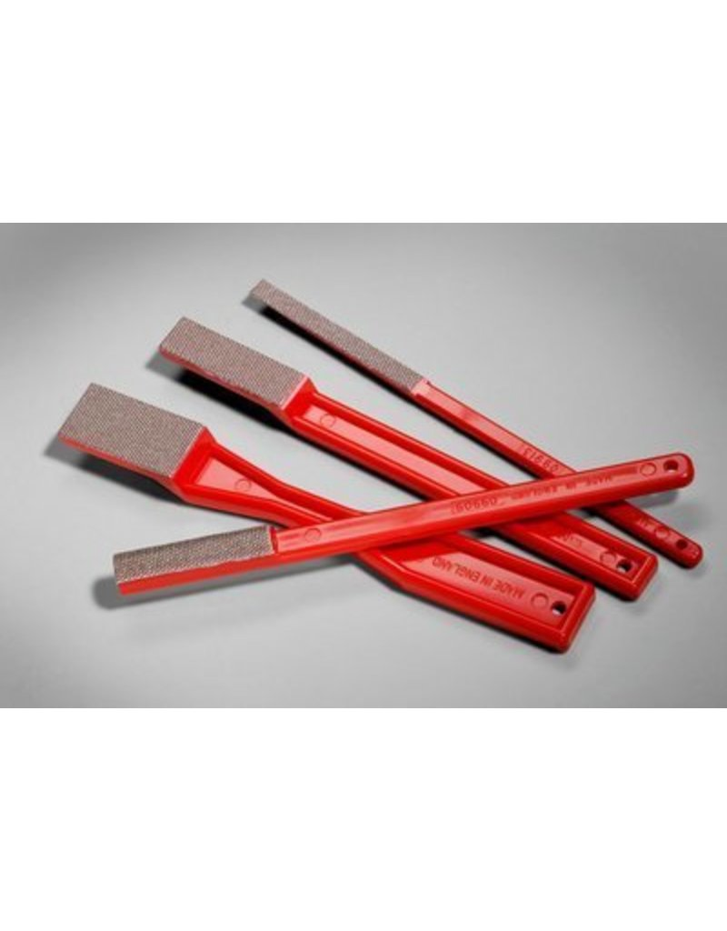 3M 3M Diamond File Style #2 Red 220 Grit