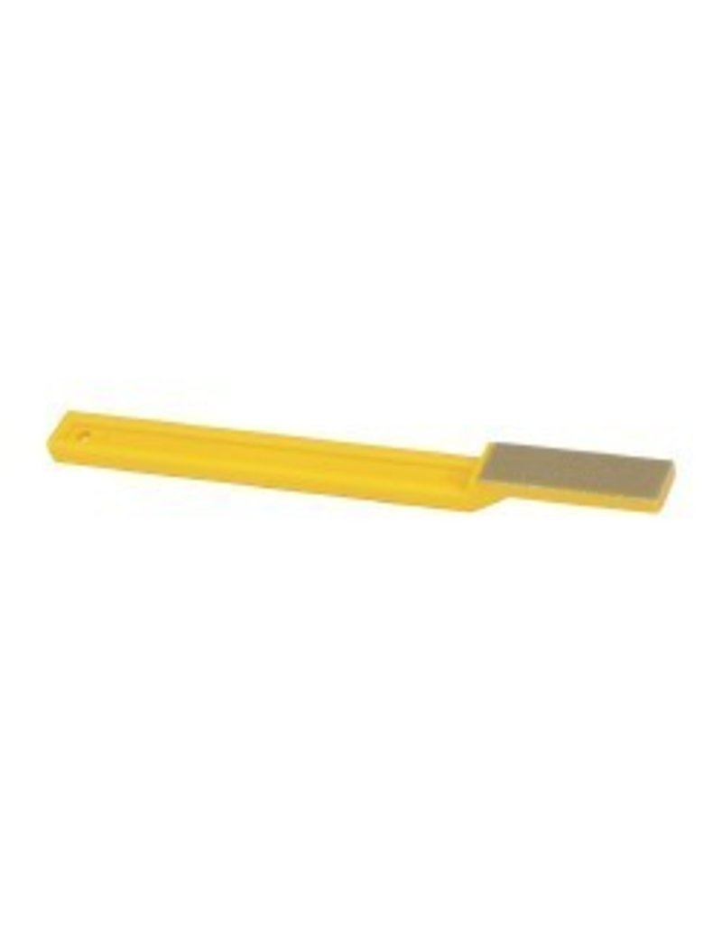 3M 3M Diamond File Style #2 Yellow 400 Grit