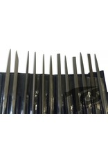 Small Steel Needle File Set Fine 6pc