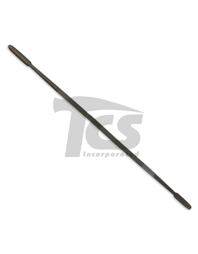 "Swiss/English Steel Riffler #73 6"""