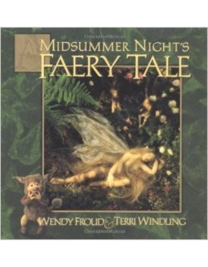 A Midsummer Night's Faery Tale Book