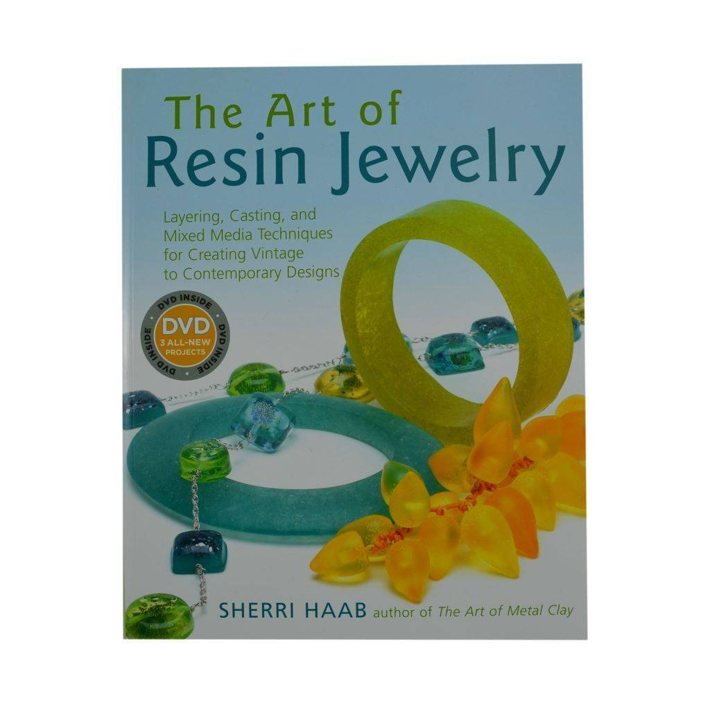 The Art Of Resin Jewelry Haab Book