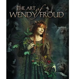 The Art Of Wendy Froud Book