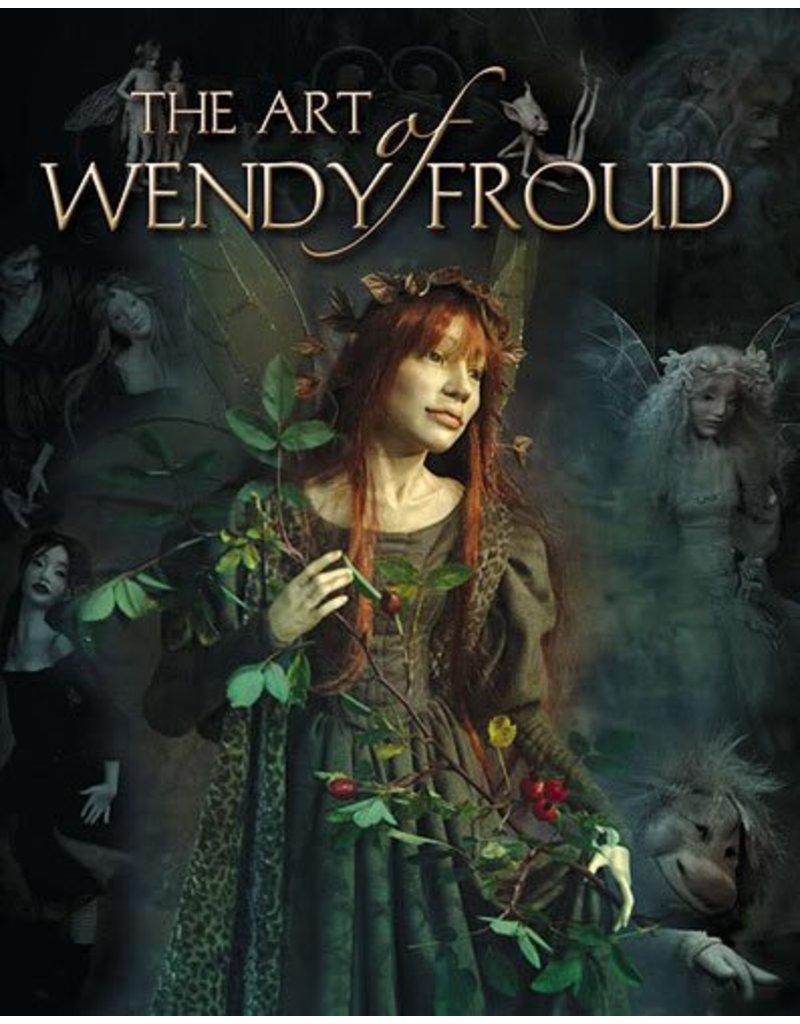 The Art Of Wendy Froud Book
