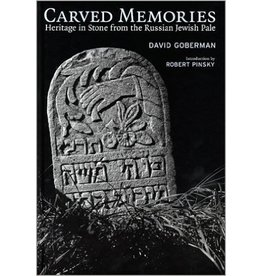 Carved Memories Goberman Book