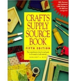 Craft Supply Source Book Boyd