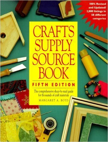 Craft Supply Source Book Boyd