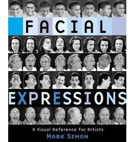 Facial Expressions Simon Book