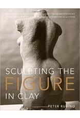 Sculpting The Figure In Clay Rubino Book