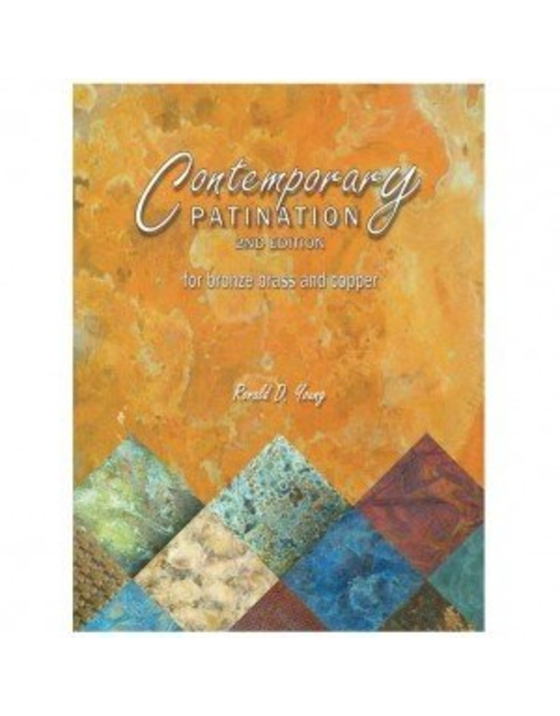 Sculpt Nouveau Contemporary Patination 2nd Edition Young Book