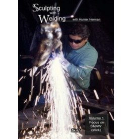 Sculpting With Welding Herman DVD