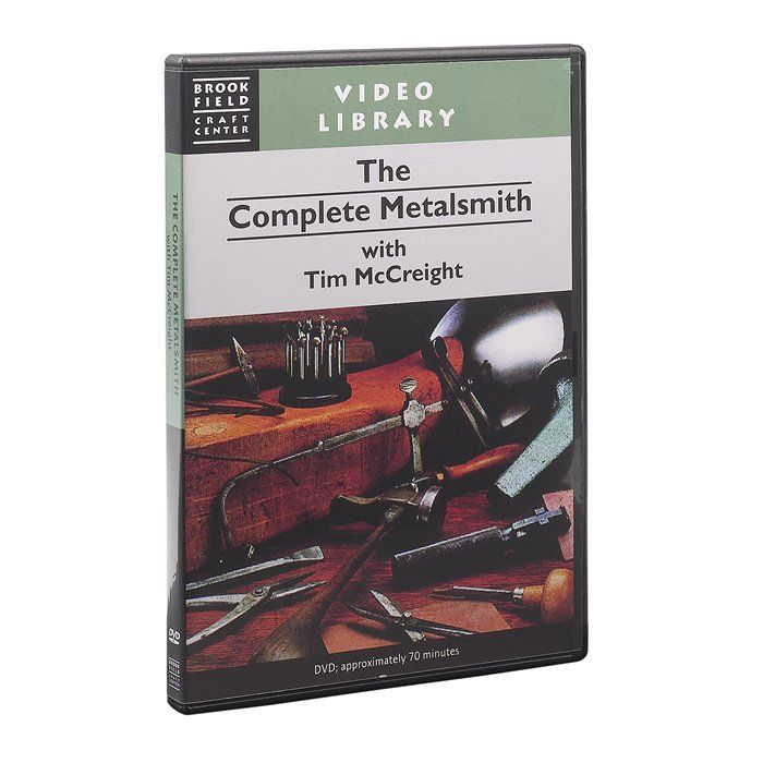 The Complete Metalsmith DVD