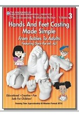 ArtMolds Hands And Feet Casting Made Simple DVD