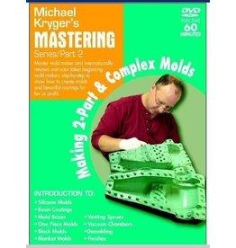 ArtMolds Mastering Molds Part 2 Kryger's DVD
