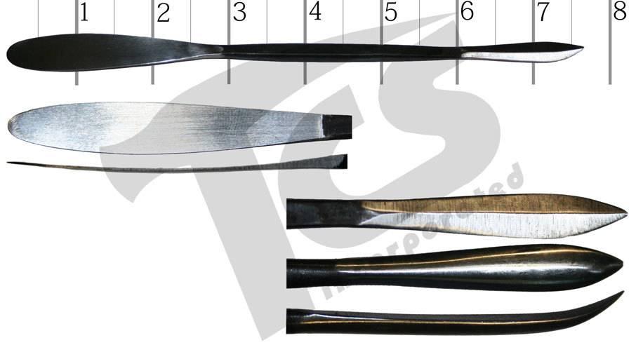 Sculpture House Italian Steel Wax Tool #166