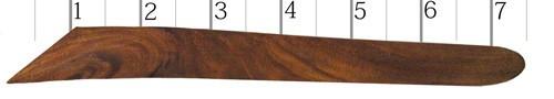 Hardwood Clay Tool #237