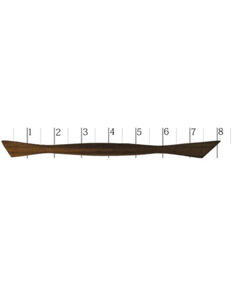 Hardwood Clay Tool #238