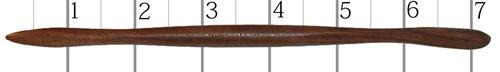 Hardwood Clay Tool #267