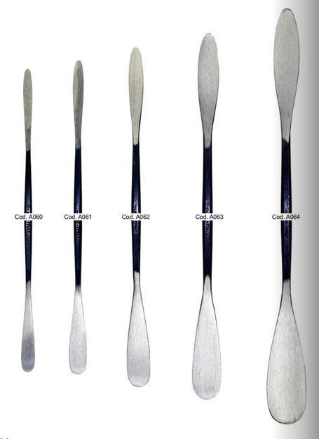 Milani Italian Steel Double Spatula Tool #A063