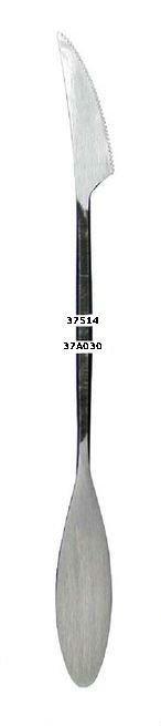 Caselli Italian Steel Spatula/Serrated Wax Tool #A030