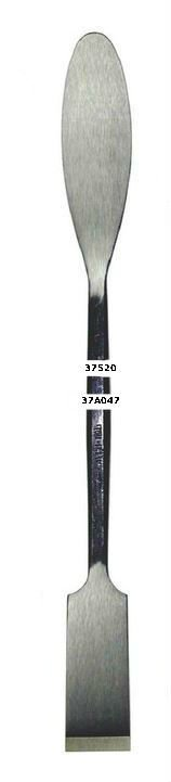 Milani Italian Steel Spatula/Chisel Wax Tool #A047