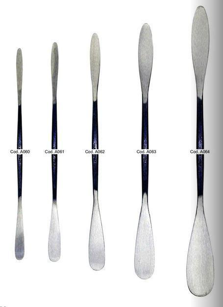 Milani Italian Steel Double Spatula Tool #A062