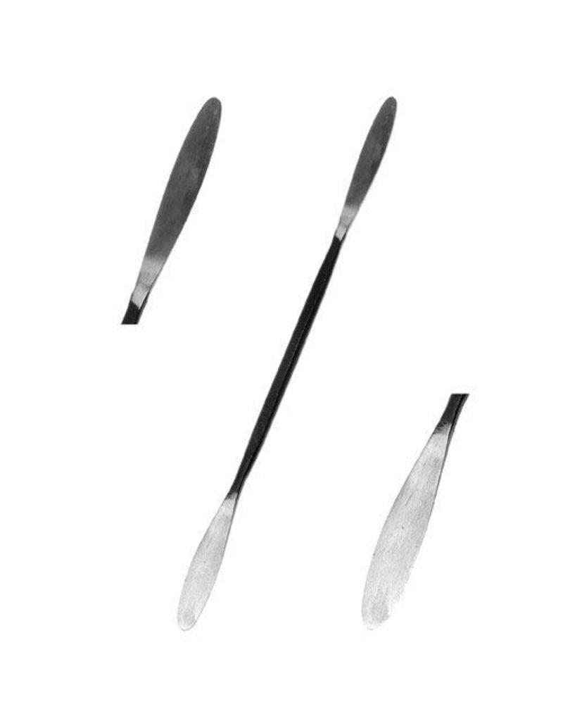 Milani Italian Steel Double Spatula Tool #A060