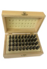 "6mm (1/4"") Number And Letter Punch Set"