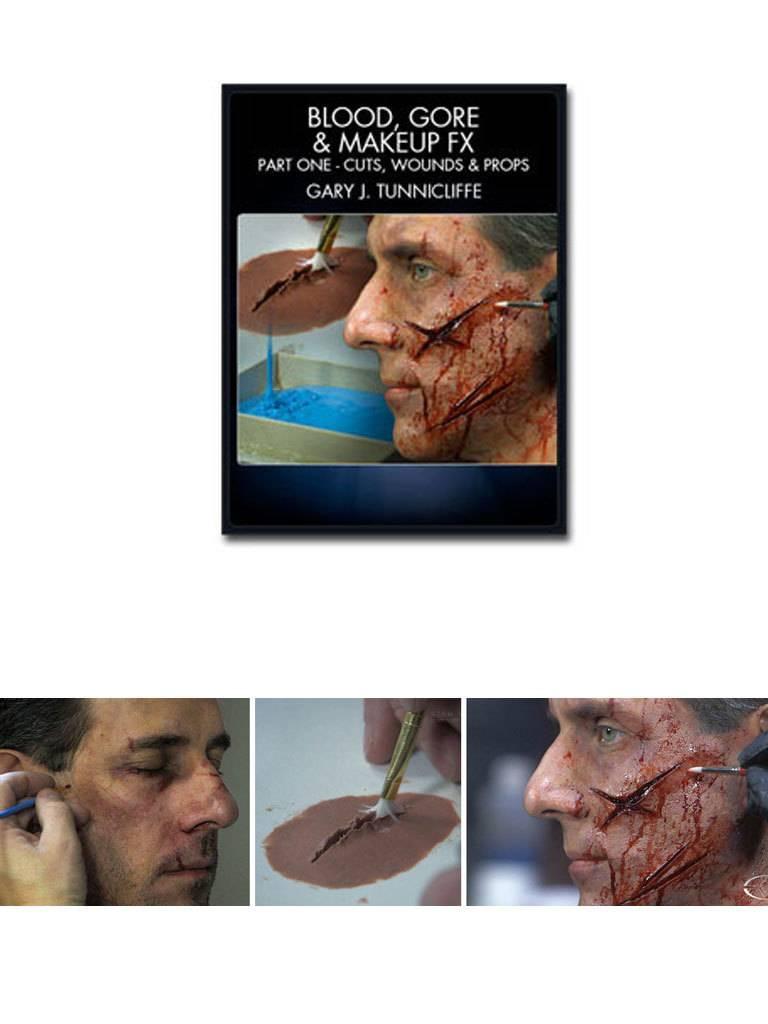 Stan Winston Blood,Gore,Makeup FX Part 1 Tunnicliffe DVD