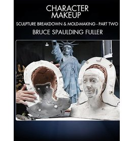 Stan Winston Character Makeup, Sculpture Breakdown and Moldmaking Part 2 Fuller DVD
