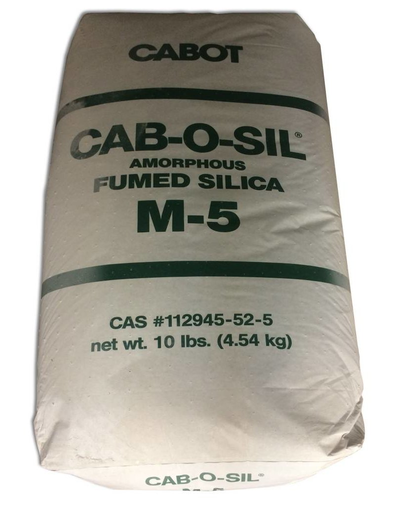M-5 Cabosil Bag 10lb URE-FIL 9