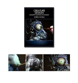 Stan Winston Creature Design Painting Techniques Schell DVD