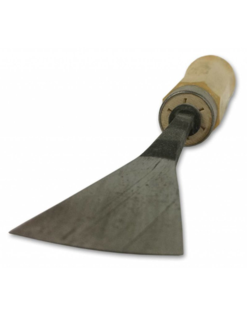 "#3/#52 Fish Tail Wood Gouge 1-1/4"" (32mm)"