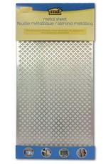 Cloverleaf Aluminum Sheet 1'x2'