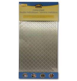 Mosaic Aluminum Sheet 1'x2'