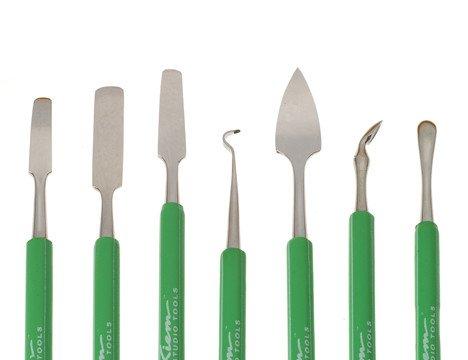 Carving And Sculpting Set Xiem (7 Tools)