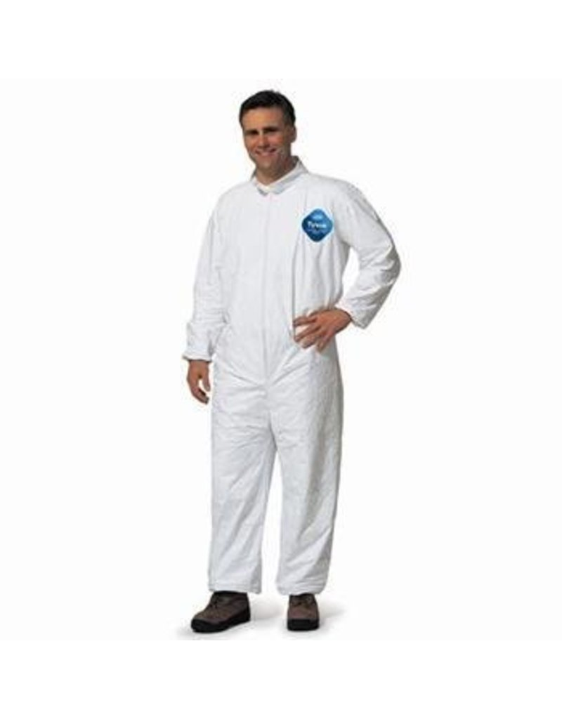 3M TYVEK Suit Light Duty Coveralls Extra Large