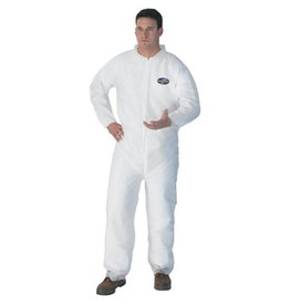 3M TYVEK Suit Light Duty Coveralls Large