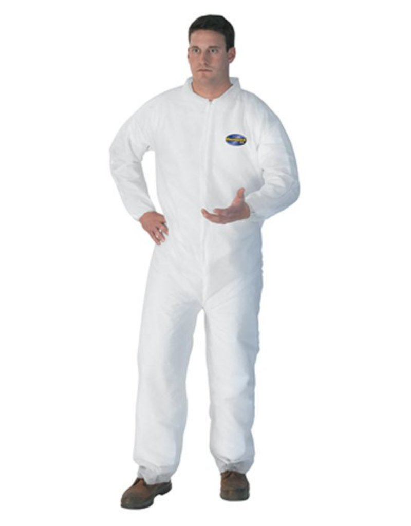 3M TYVEK Suit Light Duty Coveralls Large