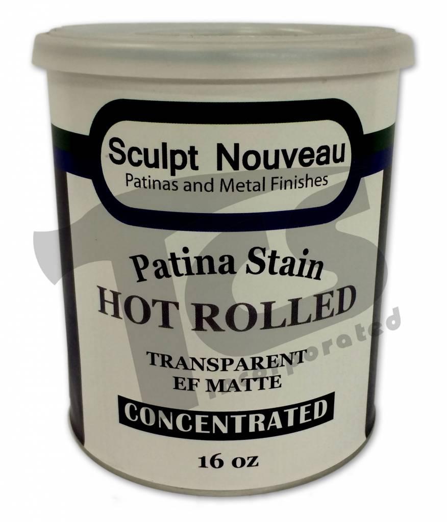 Sculpt Nouveau Hot Rolled Patina Stain 16oz