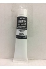 Akemi Akepox Epoxy Color Paste Black
