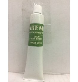 Akemi Akepox Epoxy Color Paste Green