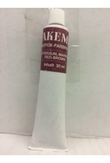 Akemi Akepox Epoxy Color Paste Red/Brown