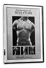 PCF Studio Faraut DVD #5: Techniques of Sculpture: Torsos in Clay