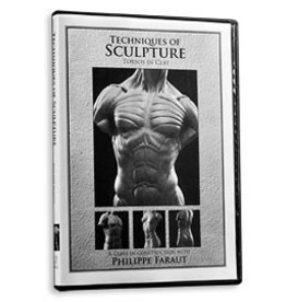 Faraut DVD #5: Techniques of Sculpture: Torsos in Clay