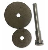 adi 40mm Full Sintered Continuous Rim Blade
