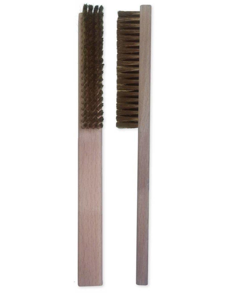 Brass Brush Soft 4x1