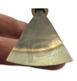 "#4 Straight Wood Gouge 1-1/4"" (32mm)"