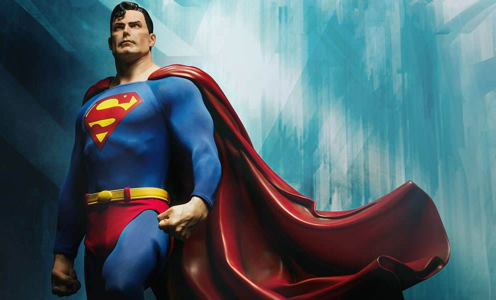 Sideshow Collectables Superman Premium Format Figure by Sideshow Collectibles